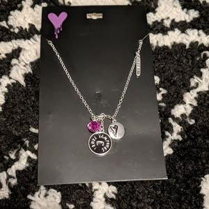 I love Vampires Necklace